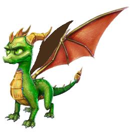 Spyro's Lair -  dragon photoshops Lemons10