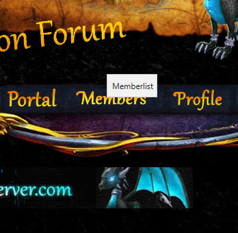 Way to disable the popup box hovering over navigation bar? Member11