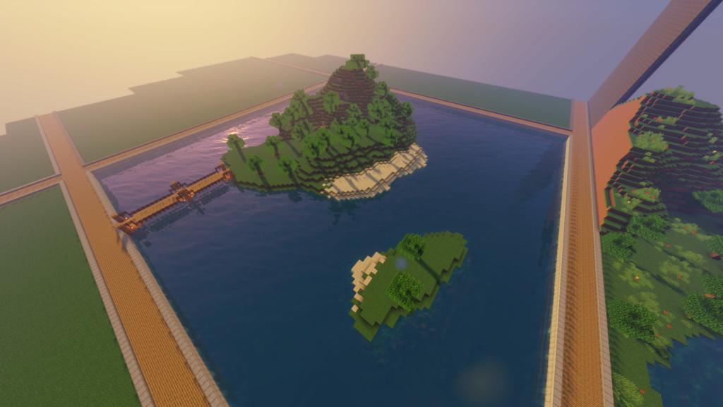 BuildContest#3 Terraforming Moon10