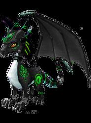 Spyro's Lair -  dragon photoshops Twili_10