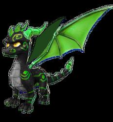 Spyro's Lair -  dragon photoshops Twili_11