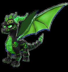 Spyro's Lair -  dragon photoshops Twili_12
