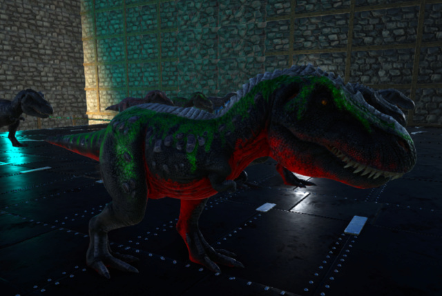 Rex - Watermelon Red , Black & Green // Xmas Rare Waterm10