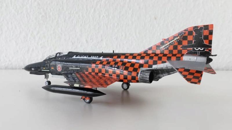 "MDD F-4F Phantom2 WTD-61 Manching ""Last Flight"" 2013 - Revell 1/72 Phanto12"