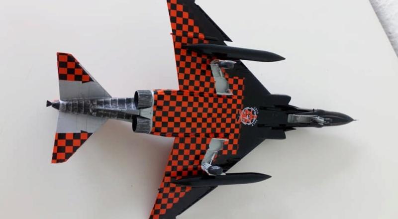 "MDD F-4F Phantom2 WTD-61 Manching ""Last Flight"" 2013 - Revell 1/72 Phanto15"