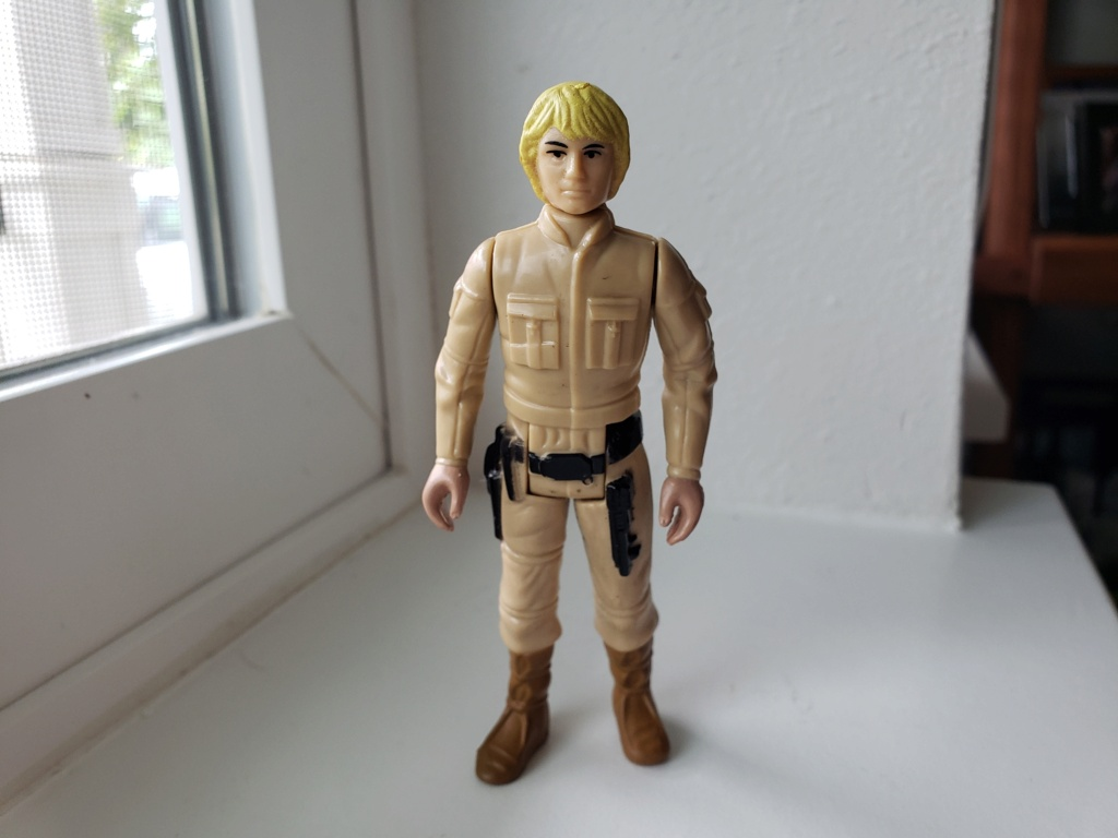Luke Skywalker - Bespin Fatigues - Variation Profile 20200911
