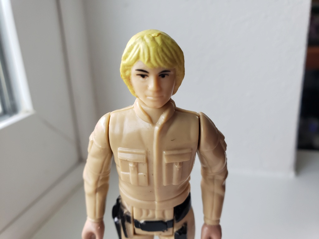 Luke Skywalker - Bespin Fatigues - Variation Profile 20200912