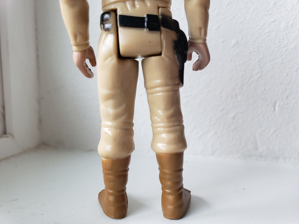 Luke Skywalker - Bespin Fatigues - Variation Profile 20200913
