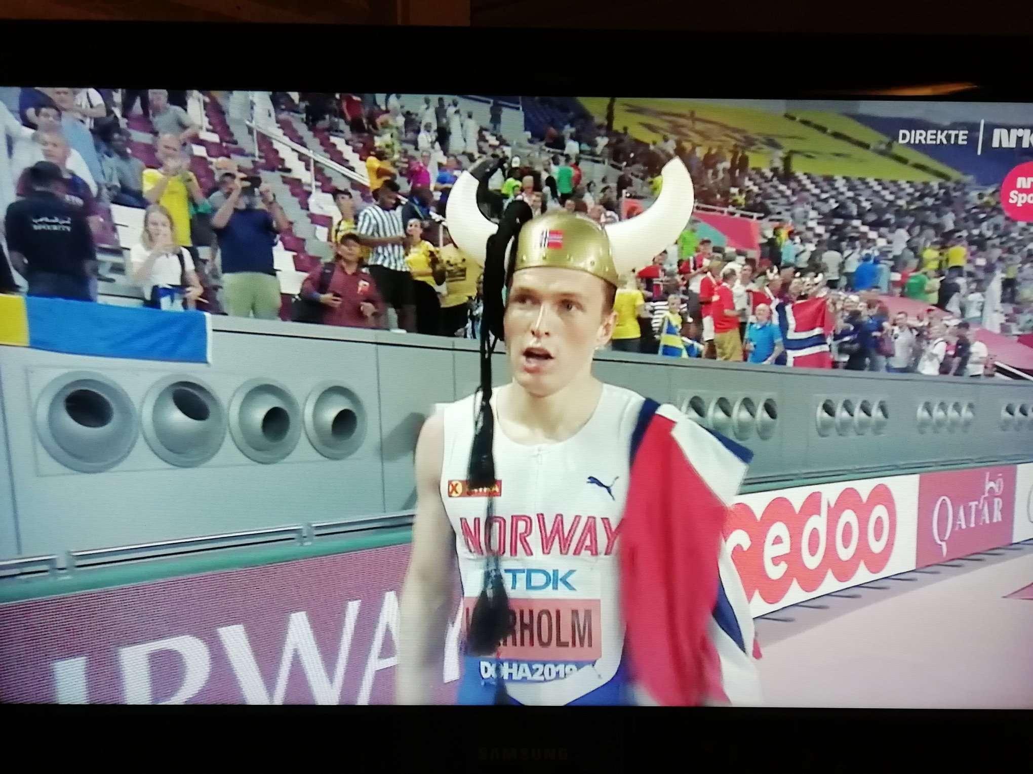 IAAF WORLD ATHLETICS CHAMPIONSHIPS 2019  - Страница 6 15698710