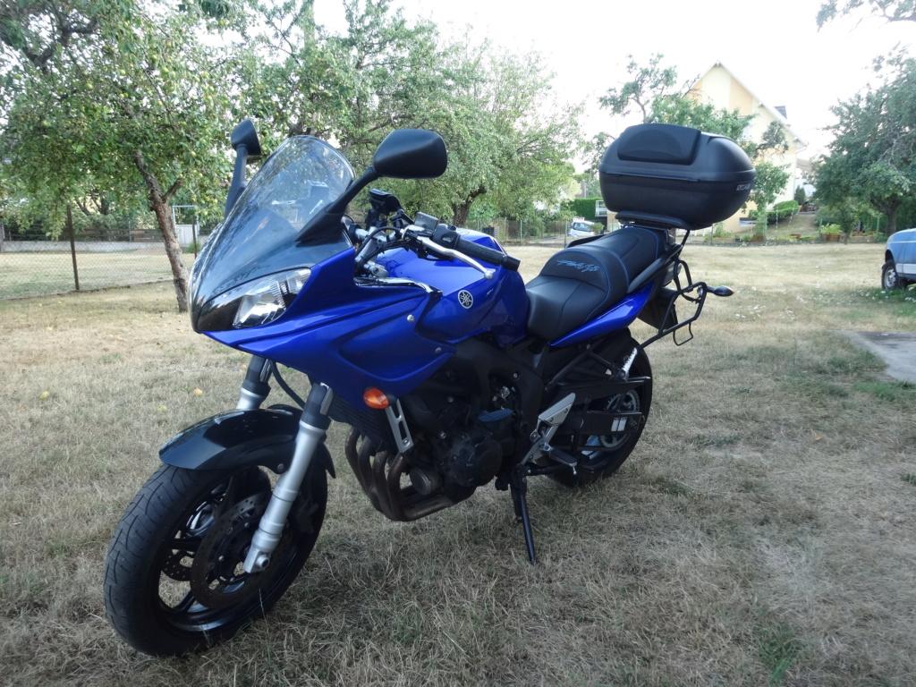 [VENDS] Yamaha FZ6-S Fazer 600 cm3 98 ch, 2006 ou Echange Dsc03110