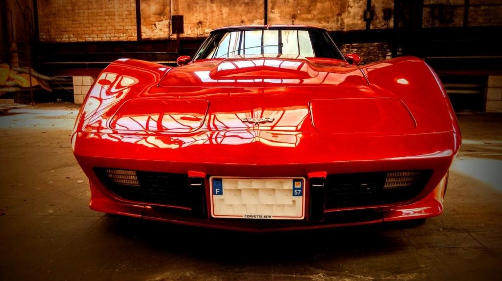 Corvette C3 Little Red Little10