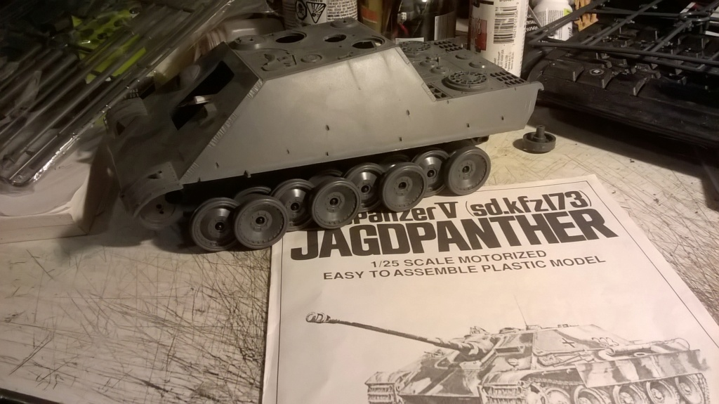 Airbrushlers 1/25 Jagdpanther Wp_20120