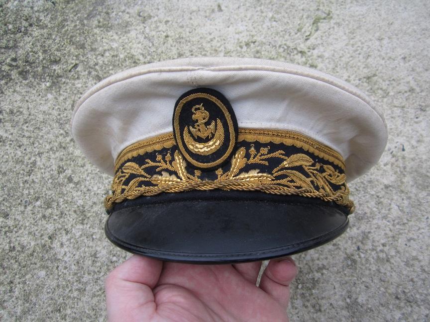 casquette française administrateur des colonies Img_1210