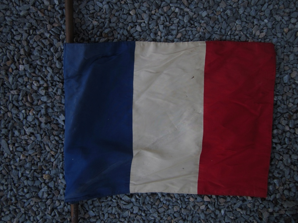 Drapeau Français du Génie Img_3325
