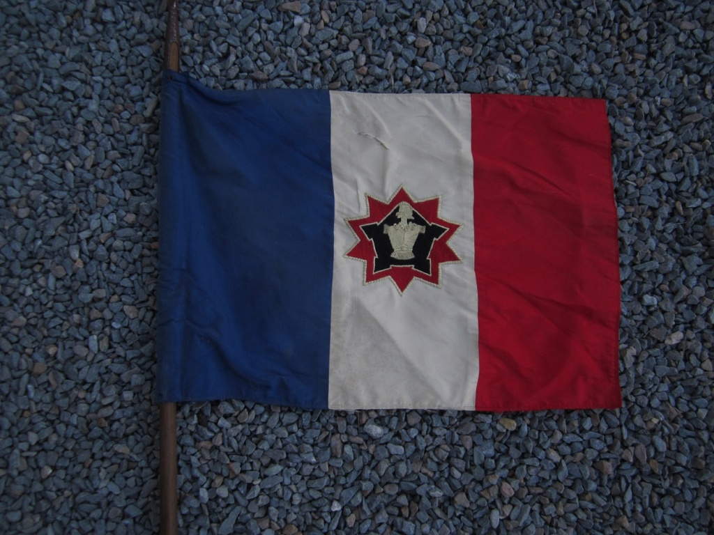 Drapeau Français du Génie Img_3326