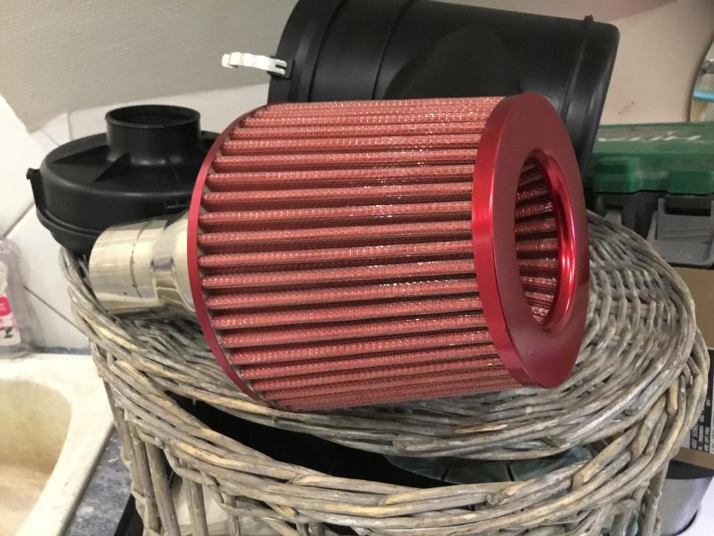 Kit filtre à air haute performance R25 v6/v6turbo 49d47510
