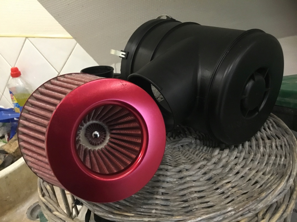 Kit filtre à air haute performance R25 v6/v6turbo 54734310