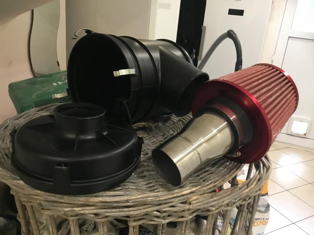 Kit filtre à air haute performance R25 v6/v6turbo B8318710