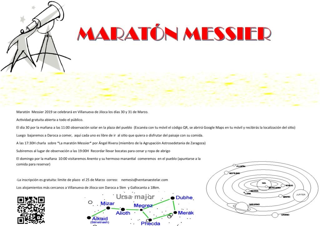 Maraton Messier 2019  Marato10
