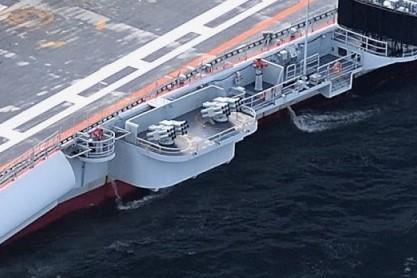 Porte-avions LIAONING 1/350 15d1cc11