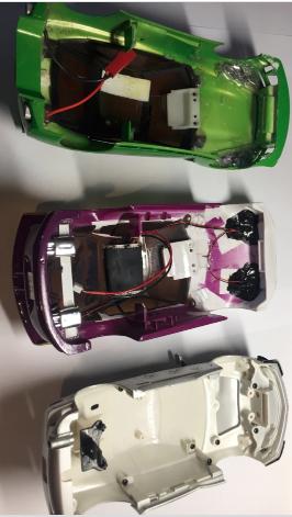 vente miniz : 2xVE, Pièces option, Autoscales Miniz et Dnano Captur16