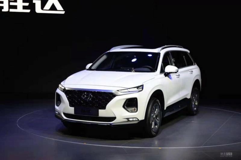 2018 - [Hyundai] Santa Fe IV - Page 3 0458b010