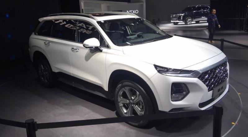 2018 - [Hyundai] Santa Fe IV - Page 3 053ee310