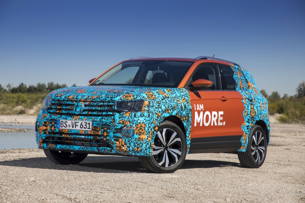 2018 - [Volkswagen] T-Cross - Page 4 0ce6e410