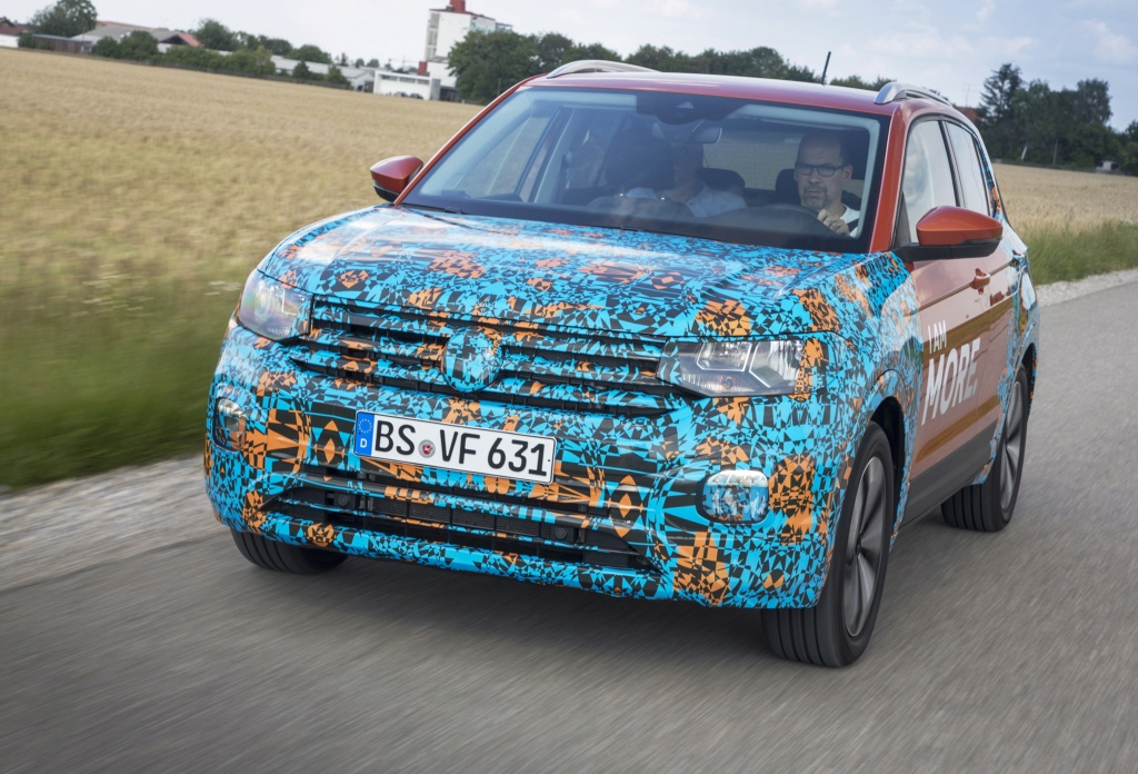 2018 - [Volkswagen] T-Cross - Page 4 1e76be10