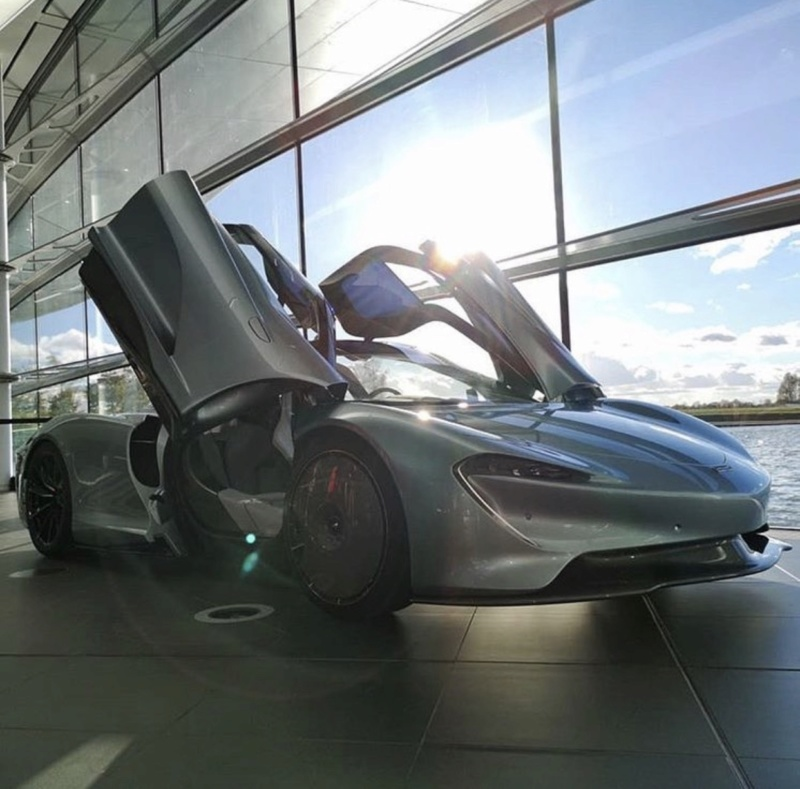 2019 - [McLaren] Speedtail (BP23) - Page 3 40bfc310