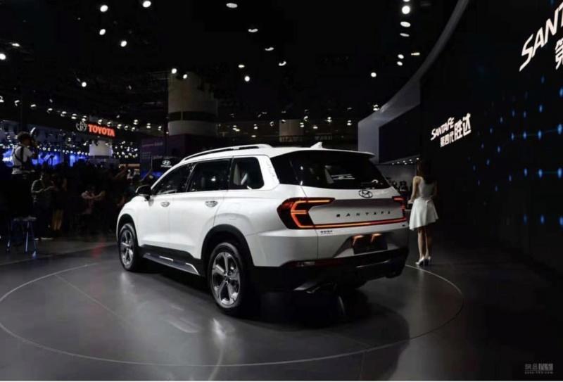2018 - [Hyundai] Santa Fe IV - Page 3 46865b10