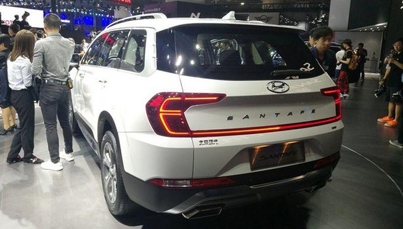 2018 - [Hyundai] Santa Fe IV - Page 3 50bb9110