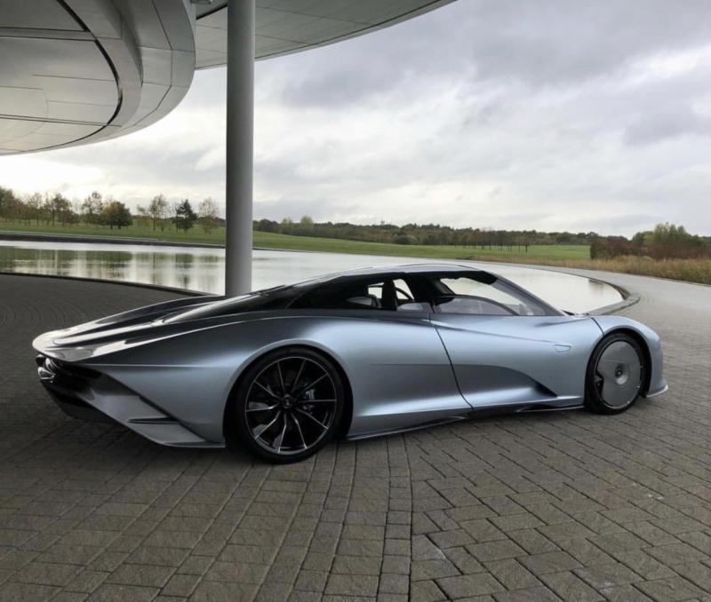 2019 - [McLaren] Speedtail (BP23) - Page 3 52152510