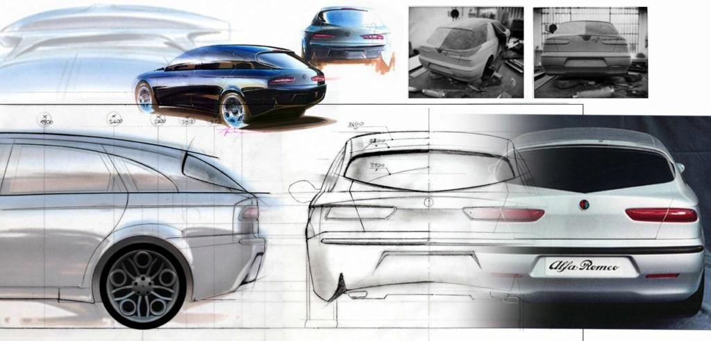 [Présentation] Le design par Alfa Romeo - Page 2 6443b411