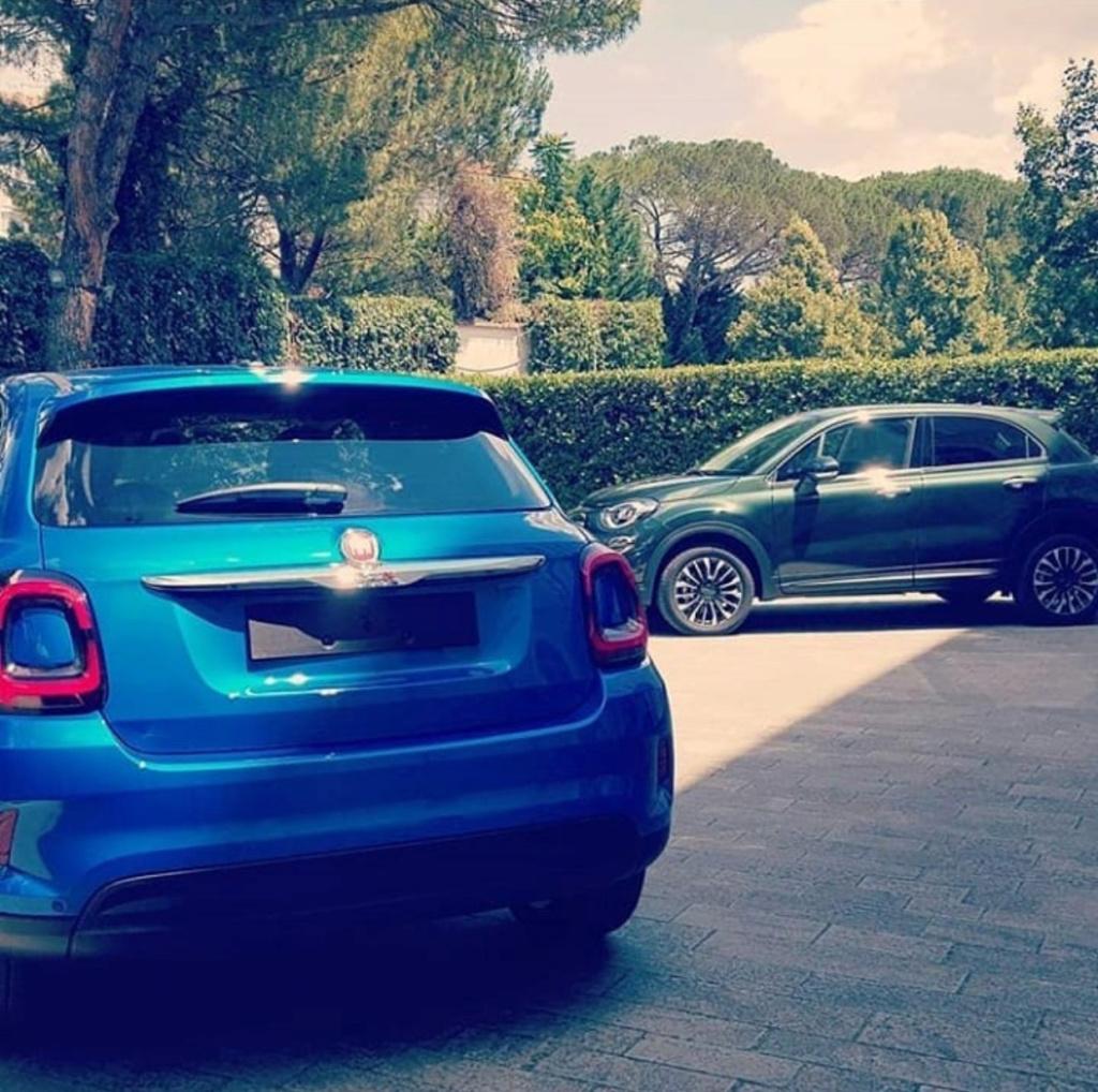 2018 - [Fiat] 500X restylé - Page 2 6a81d810