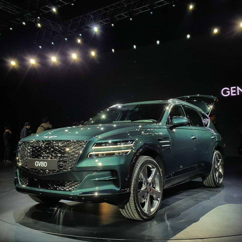 2019 - [Genesis] SUV GV80 - Page 6 6f954010