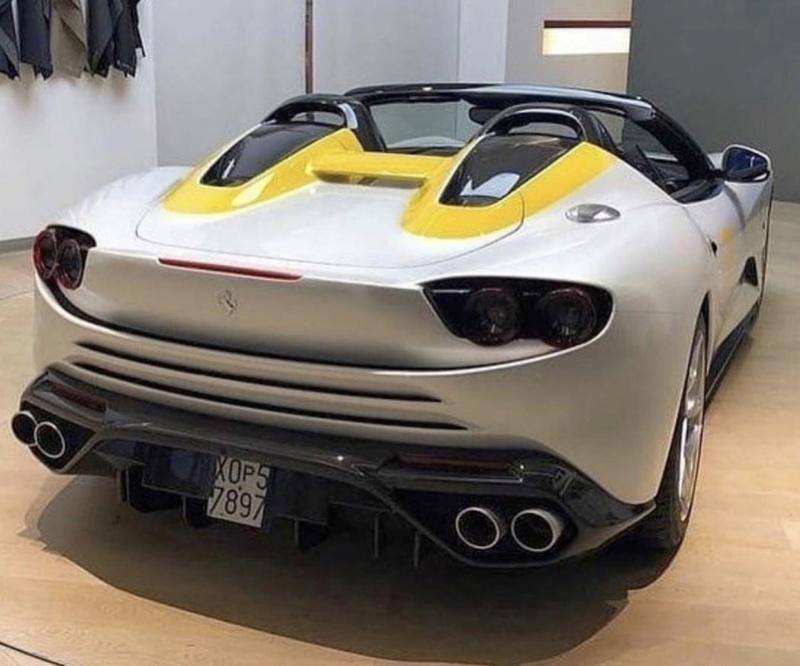 [Ferrari] Modèles uniques / One Off - MàJ : F12 TRS - Page 7 711e9410