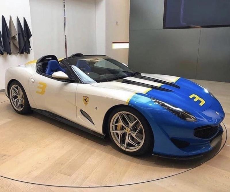 [Ferrari] Modèles uniques / One Off - MàJ : F12 TRS - Page 7 76450510