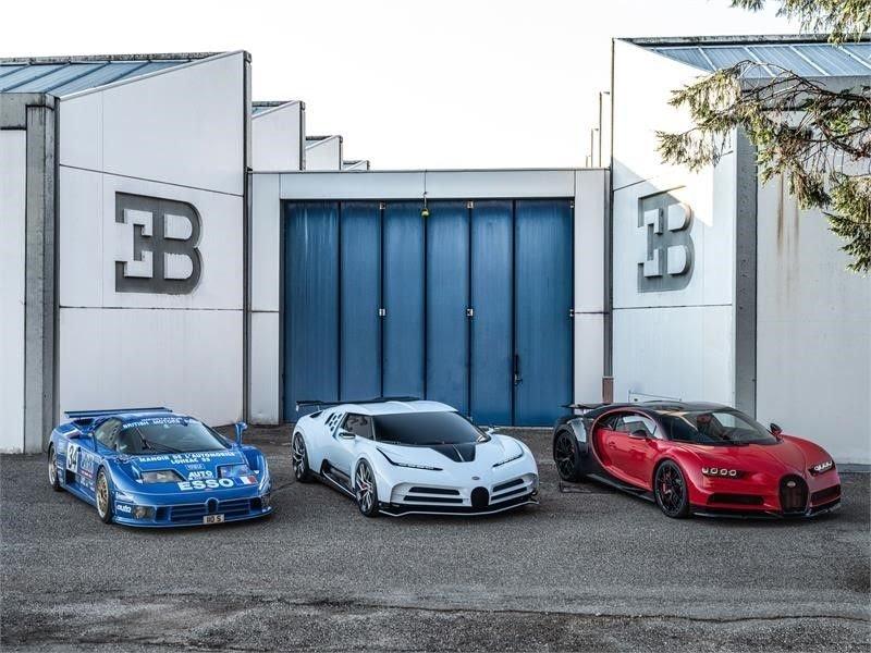 2019 - [Bugatti] Centodieci 80ff2010