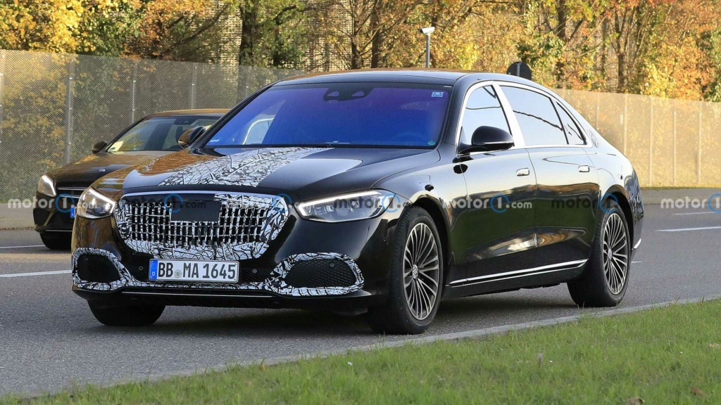 2020 - [Mercedes-Benz] Classe S - Page 22 B6354710