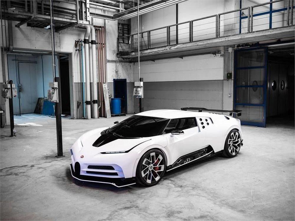 2019 - [Bugatti] Centodieci F0272c10