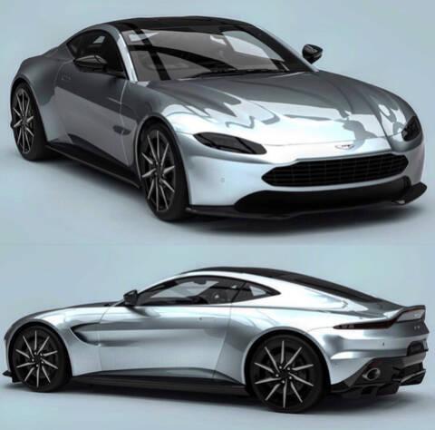 2017 - [Aston Martin] Vantage - Page 4 8ef6b010