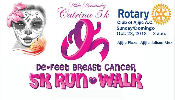 5K against Breast Cancer, 2nd Annual Rotary Club of Ajijic  010