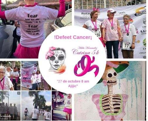 5K to De-Feet Breast Cancer, 3rd annual 70007711