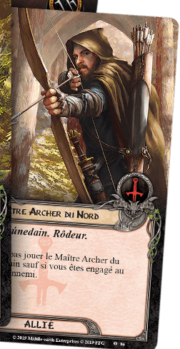 Under the Ash Mountains [cycle la vengeance du Mordor, paquet 4] Archer10