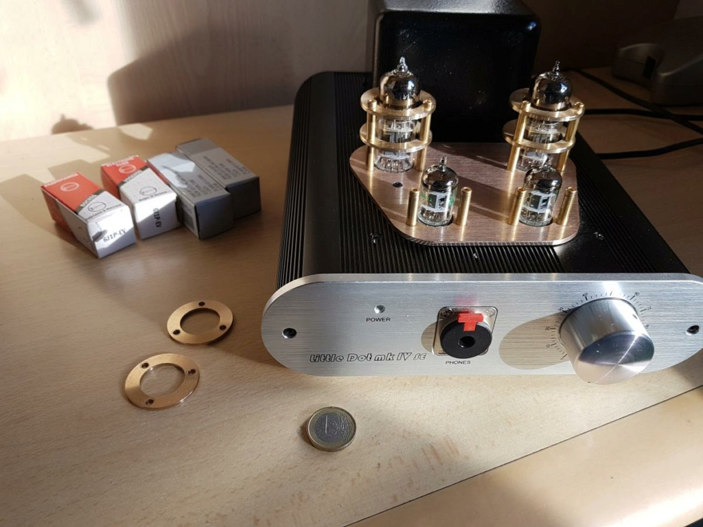 [TO] - Little Dot MK IV SE Amp e Preamp valvolare Ok_20210