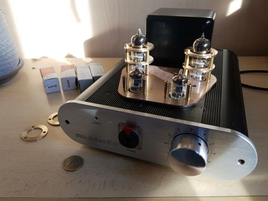 [TO] - Little Dot MK IV SE Amp e Preamp valvolare Ok_20212