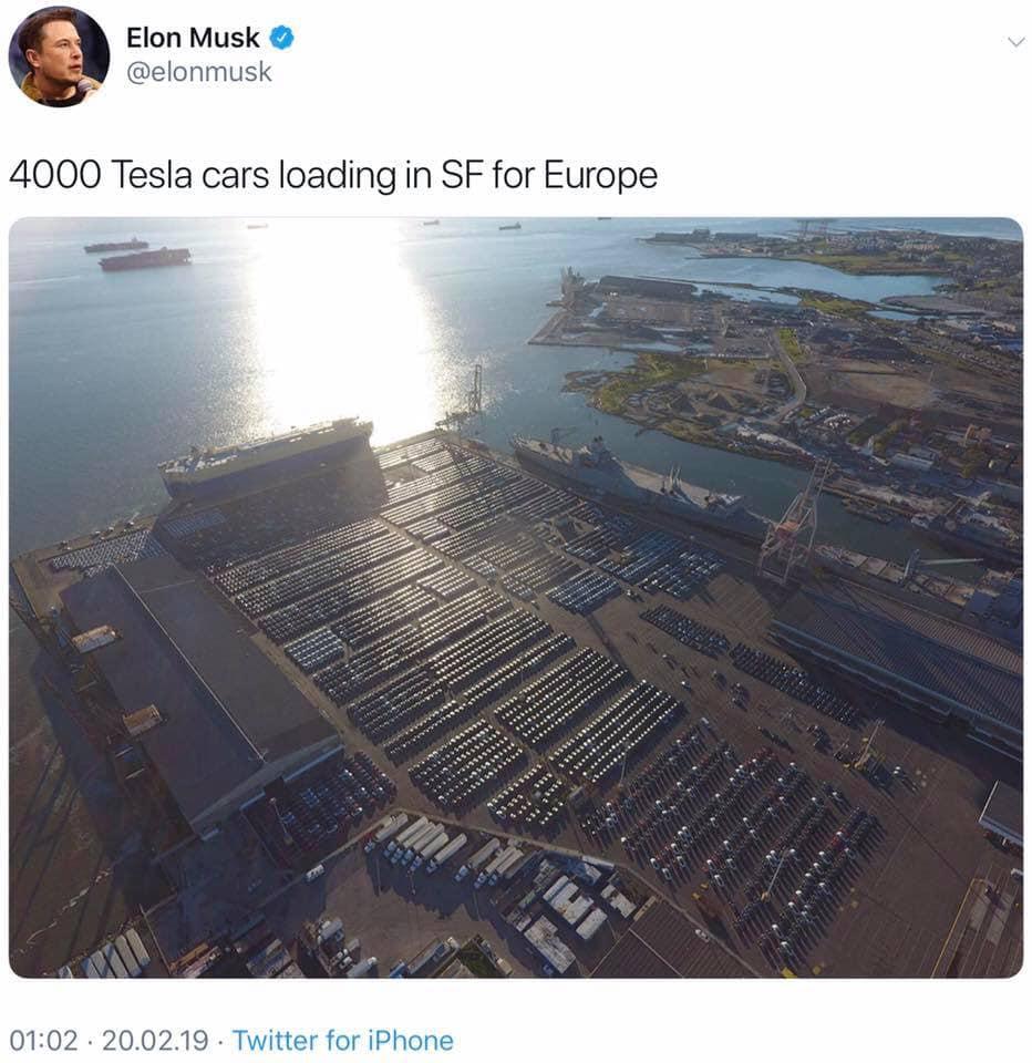 Tesla : la model 3 dévoilée - Page 39 Model316