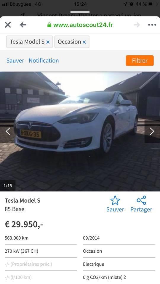 Cherche Tesla model S d'occasion - Page 3 Models11