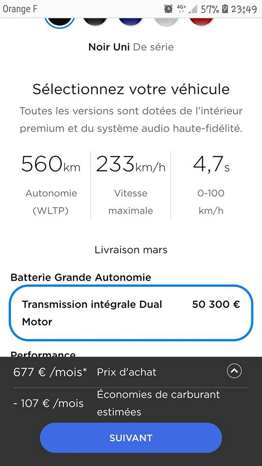 Tesla : la model 3 dévoilée Prixba10
